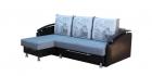 "Угловой диван ""Ассамблея Z-8"" (Тик-Так, Мягкие подушки)"