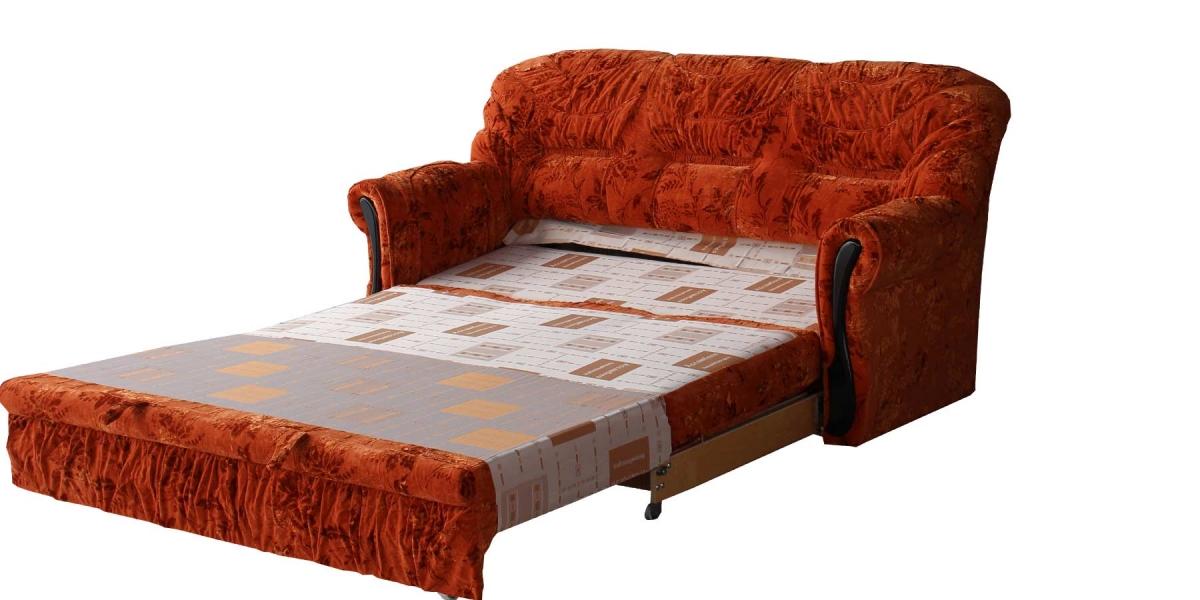 """Выкатной диван """"ассамблея люкс"""" 140."""