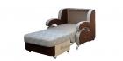 Выкатной диван Казачок домино 80