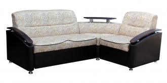 "Угловой диван ""Ассамблея Z-8"" с баром"